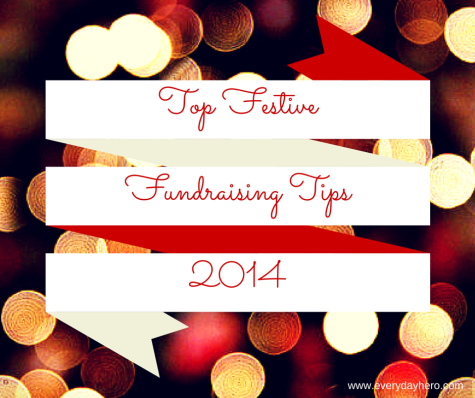 Top Festive Fundraising Tips 2014